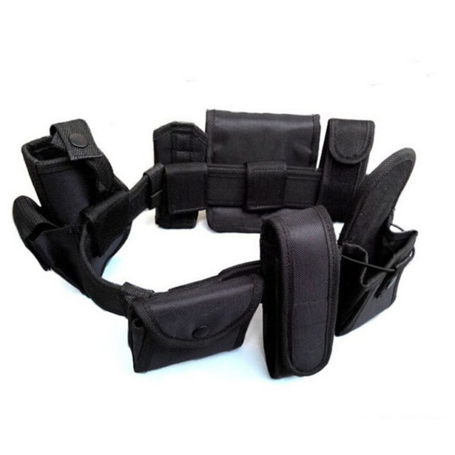 Military Multifunctional Tactical Belt