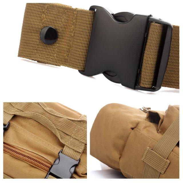 CAMO TACTICAL BELT PACK