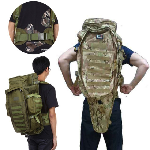CAMO PACKPACK