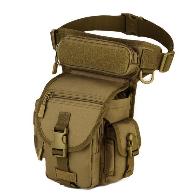 CAMO TACTICAL BAG