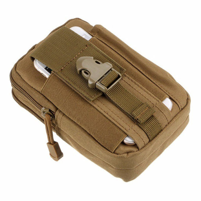 MEN'S TACTICAL BAG FOR CELL PHONE OR TABLET