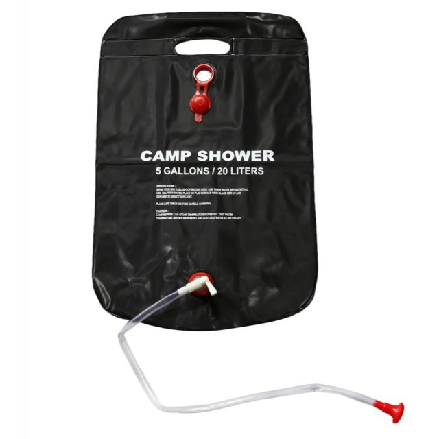 5 GALLON CAMP SHOWER