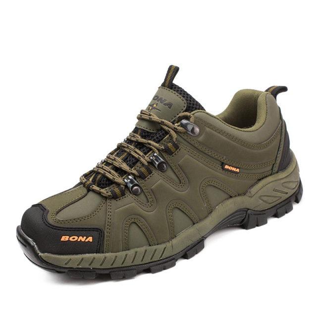 Men's Hiking Lace Up Shoes