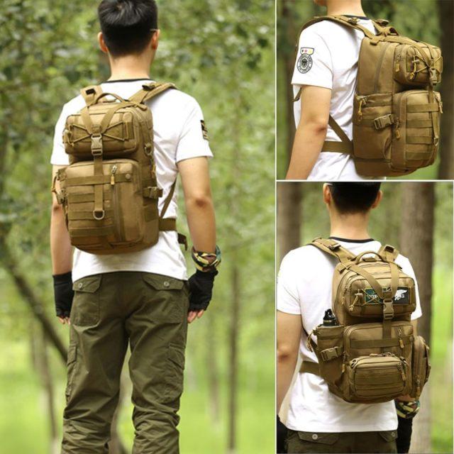 Men's Outdoor Tactical Backpacks