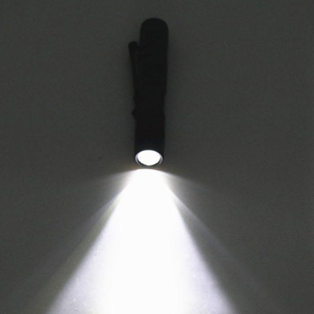 Mini Portable LED Flashlight