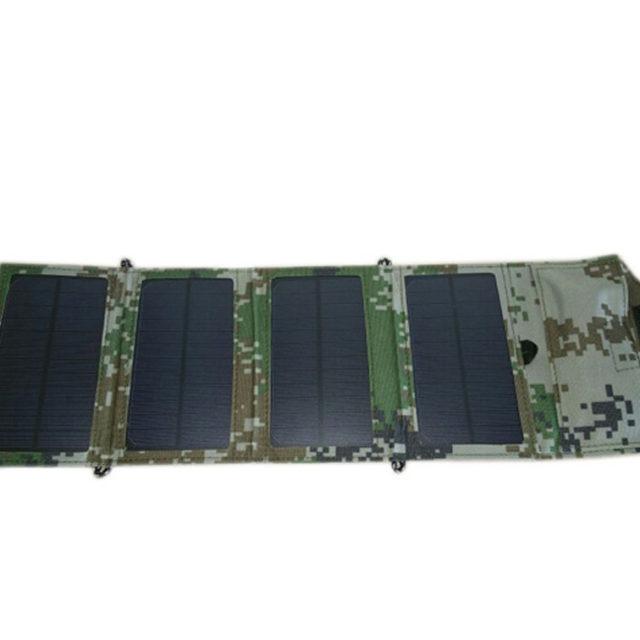 FOLDING CAMO SOLAR PANELS