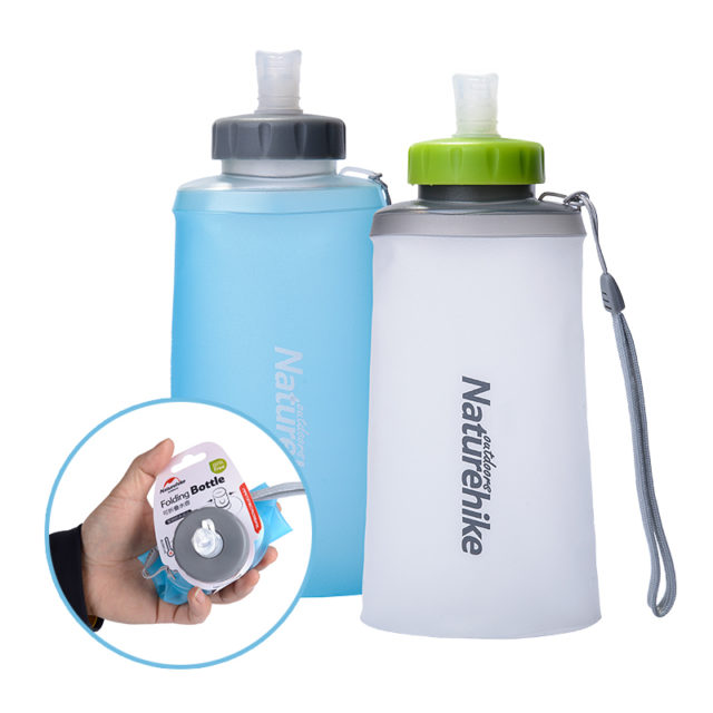 Portable Silicone Water Bag