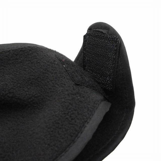 WARM FULL-FACE HIKING CAP