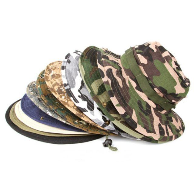 MILITARY HIKING HAT
