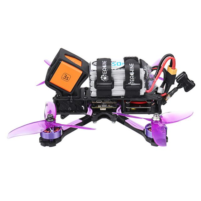 Eachine Wizard X220HV 6S FPV Racing RC Drone