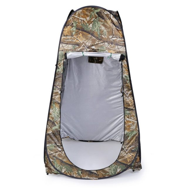 Portable Camping Pop Up Shower Tent