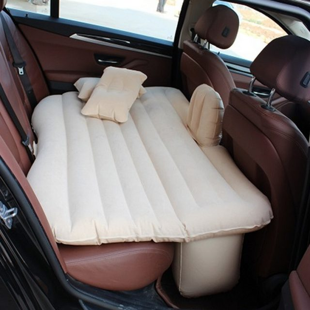 Air Inflatable Mattress for Car Camping