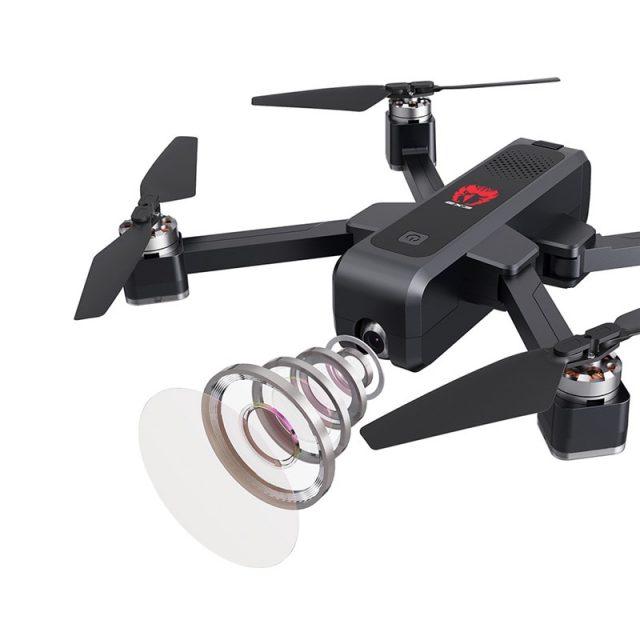 5G GPS WiFi FPV 2K Camera RC Quadrocopter