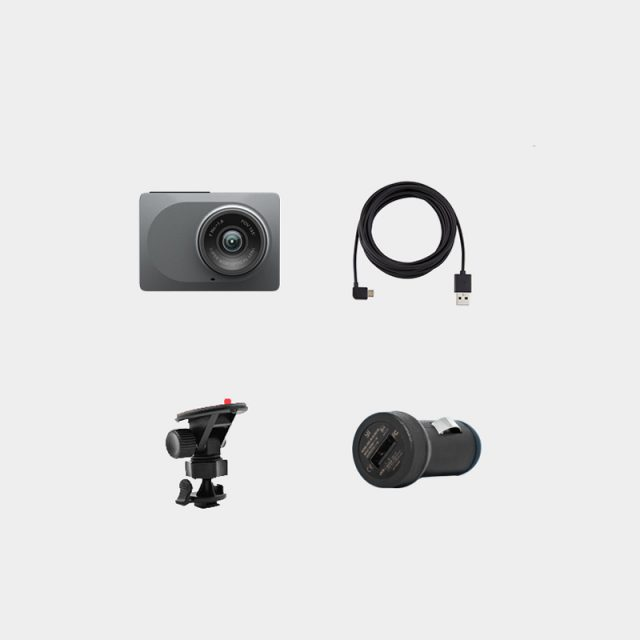 Compact Full HD Car Dash Camera