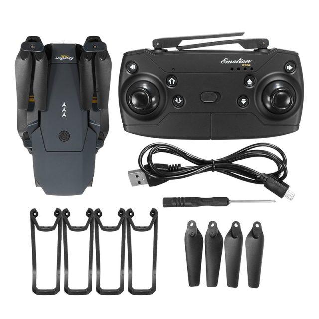 Eachine E58 WIFI FPV with 720P/1080P Wide Angle HD Camera