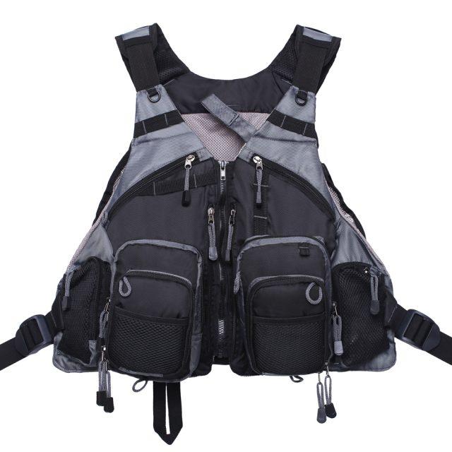 Men's Quick Dry Fishing Vest