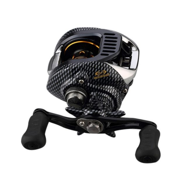 Large Line Capacity 6.3:1 Fishing Reel