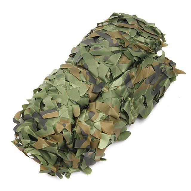 Woodland Hunting Camouflage Net