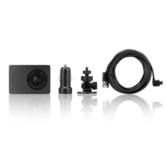 Compact 1080p Full HD Dash Camera for Cars