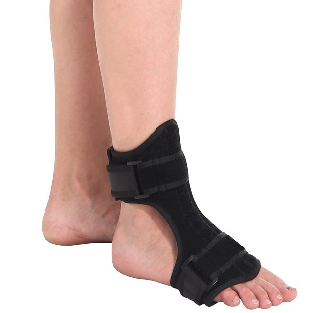 Ankle Support With Straps