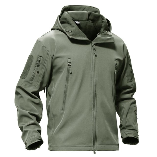 Outdoor Waterproof Fishing Jacket for Men