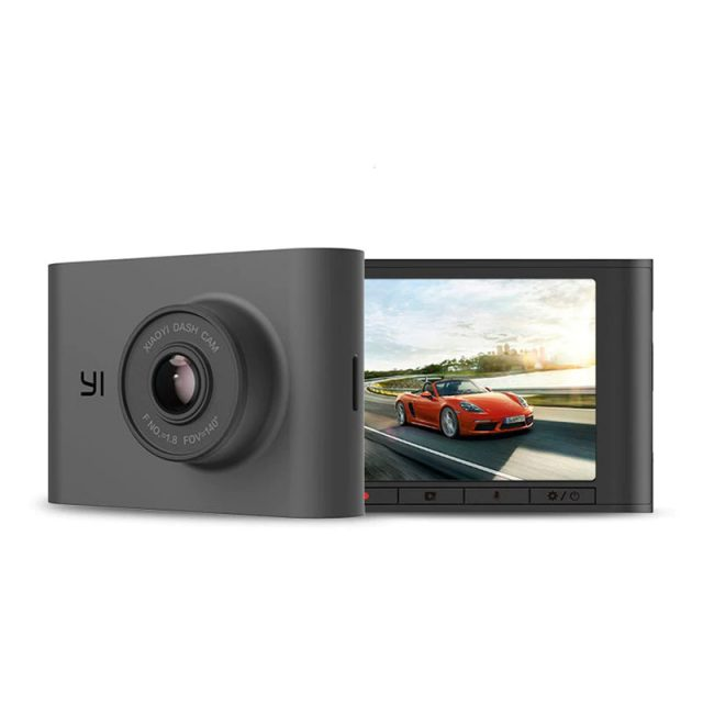 1080p Smart WiFi Dash Camera for Cars