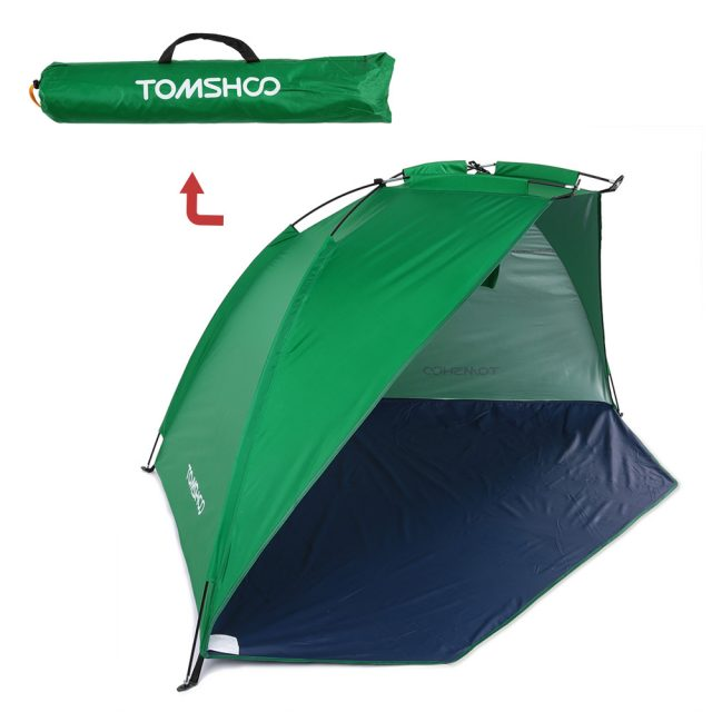 High Quality Outdoor Foldable UV-Protective Beach Tent