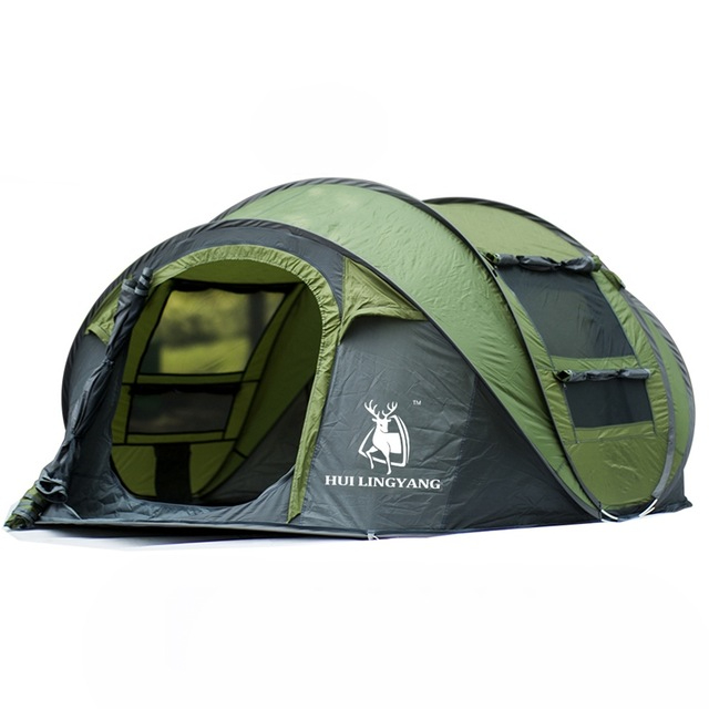 Automatic Pop-Up Camping Tent