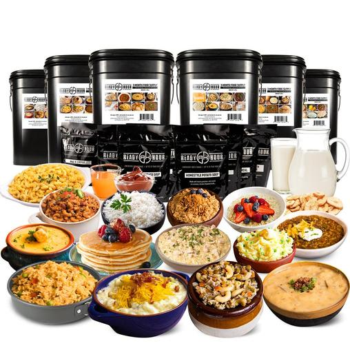 SURVIVAL FOOD KITS DIEHARDPREPPER.COM